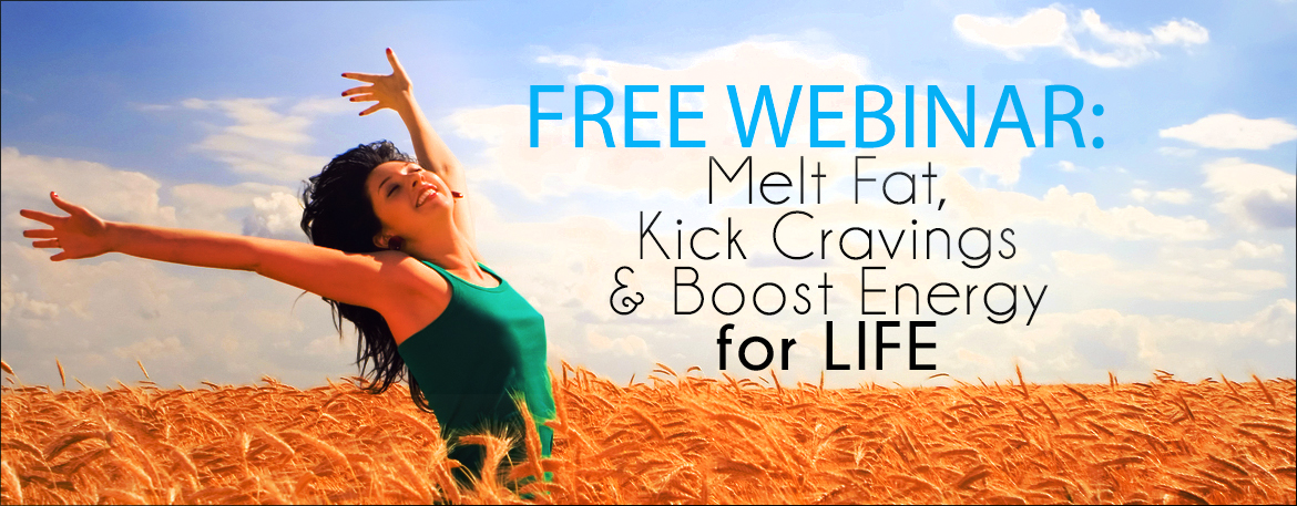 Your Personal Blueprint to Melt Fat, Kick Cravings & Boost Energy for LIFE! | www.mixwellness.com