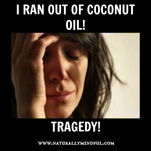 Coconut Oil Tragedy