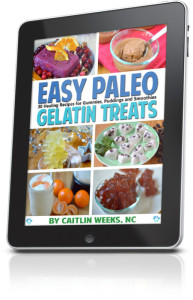 Grass Fed Girl Easy Paleo Gelatin Treats