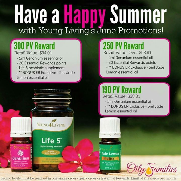 YL June Promotion