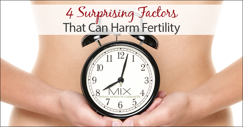 4 Ways to Improve #Fertility #Naturally
