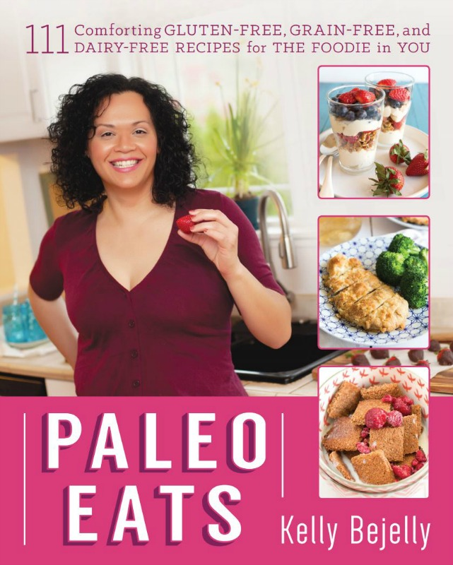 Healthy Paleo Cereal Recipe - Paleo Eats Cookbook Kelly Bejelly #paleo #recipe #food