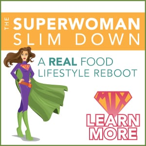 Mix Wellness - Superwoman Slim Down
