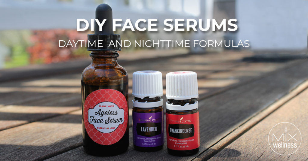 DIY Face Serums